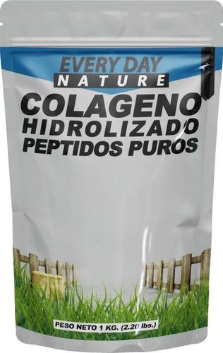 Colageno Hidrolizado 1 Kg + Cloruro De Magnesio Gratis