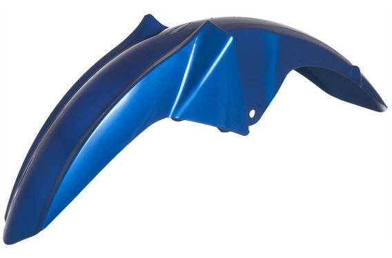 Paralama Dianteiro Pro Tork Fazer 150 2014 Injetado Azul