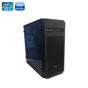 Pc I5 4° Geração 8gb Hd 500gb + Kit Teclado E Mouse Usb