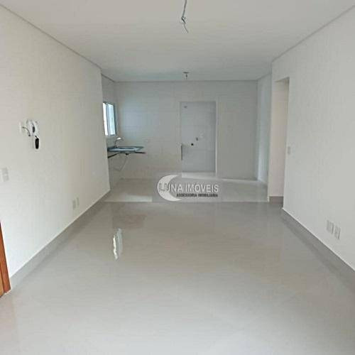 Imagem 1 de 11 de Apartamento Com 2 Dormitórios À Venda, 60 M² Por R$ 315.000,00 - Vila Baeta Neves - São Bernardo Do Campo/sp - Ap3159