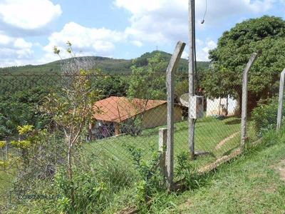 Chácara Residencial À Venda, Brejo, Alumínio. - Ch0016