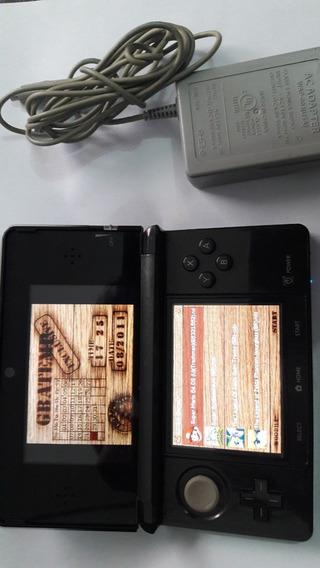 Nintendo 3ds Sem Caixa