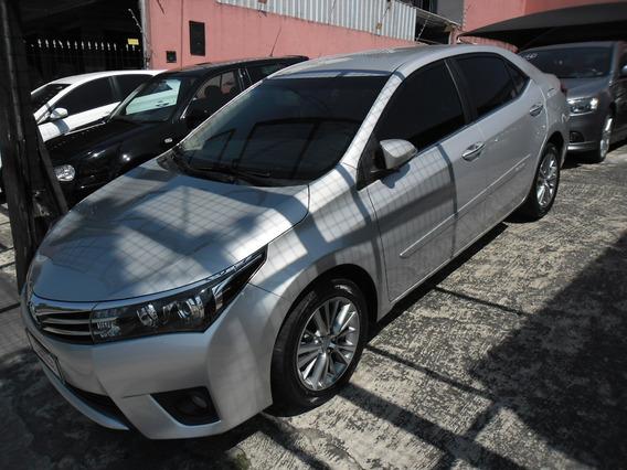 Toyota Corolla 2017 2.0 16v Altis Flex Multi-drive S 4p