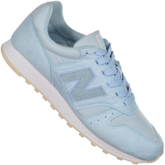 Tênis New Balance 373 Azul Claro