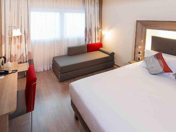 Hotel Em Gonzaga, Santos/sp De 26m² 1 Quartos À Venda Por R$ 420.000,00 - Ho79677