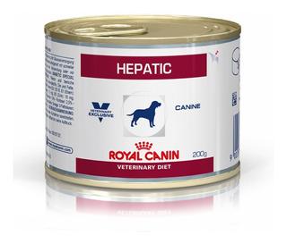 Lata Royal Canin Perro Hepatic X 200 Grs