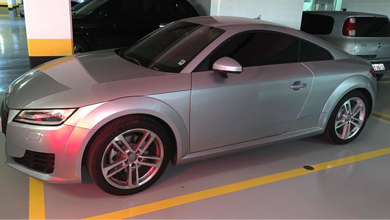 Audi Tt 2.0 Tfsi Attraction S-tronic 2p 2015