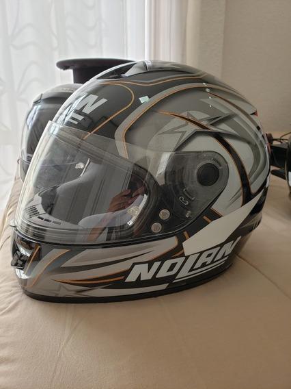 Capacete Nolan N62 L 1390 Gr