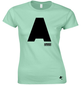 Playera Djs Armin Van Buuren Mod. 13 By Tigre Texano Designs