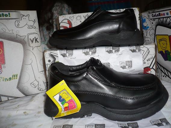 Zapatos Colegiales Vita Kids Talla 27