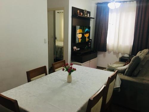 Apartamento Bras Cubas - Ref. V1211