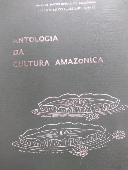 Livro - Antologia Da Cultura Amazônica - Volume 2 - Poesias(