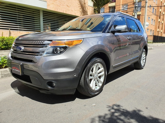 Ford Explorer Limited 3.500cc 4x4 A/t Sun Roof 2013