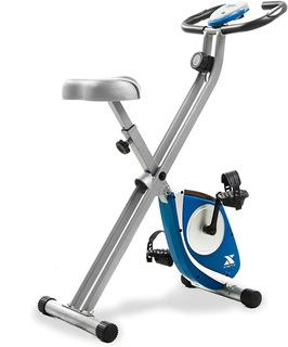 Bicicleta Spinning Estática Plegable 8 Niveles Xterra Fb150