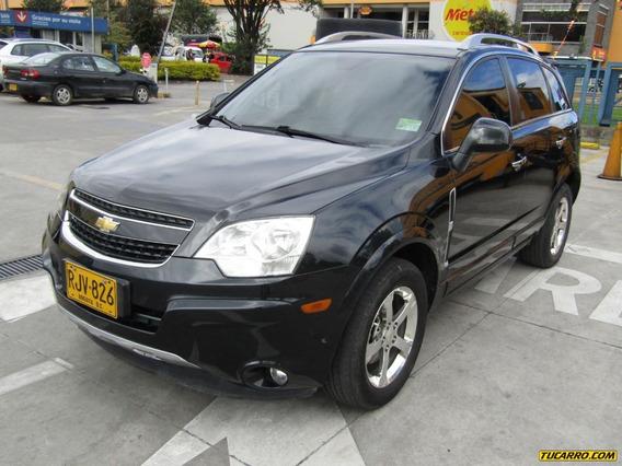Chevrolet Captiva Sport Platinum