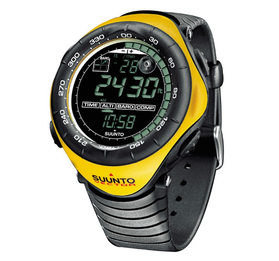 Relogio Suunto Vector Yellow