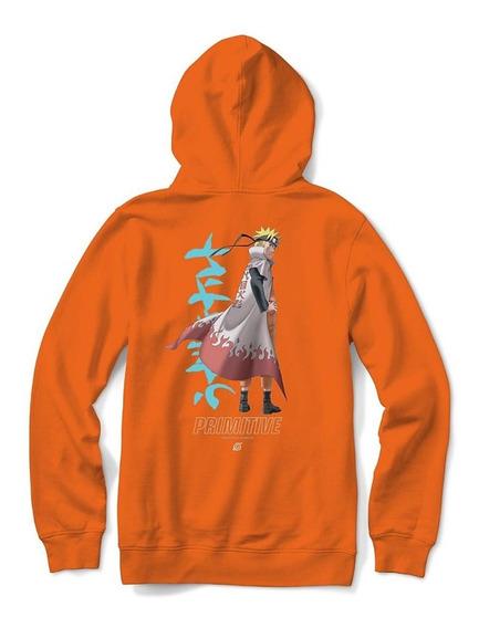 Sudadera Primitive X Naruto Sage Hood
