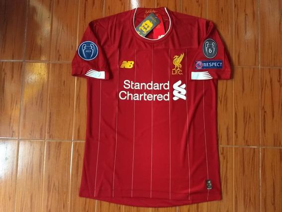 Camiseta Liverpool 2019/20