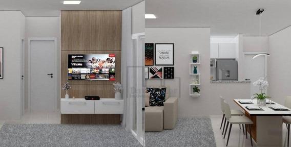 Apartamento Com 2 Dormitórios À Venda, 61 M² Por R$ 195.000,00 - Jardim Leocádia - Sorocaba/sp - Ap1709