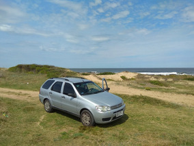 Fiat Palio Weekend 1.8 Elx Aa