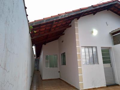 Casa Bairro Residencial Em Peruíbe