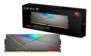 Memoria Ram Xpg Spectrix D50 Ddr4 8gb 3200mhz Pc4-25600