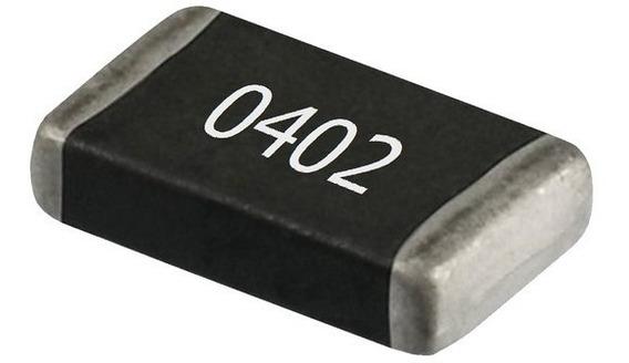 300 Resistores Em Smd 1k 5% 0402 0,065w