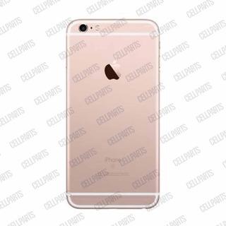 Carcaça iPhone 6s Plus A1634 A1687 A1699 Rosa - C/ Flex