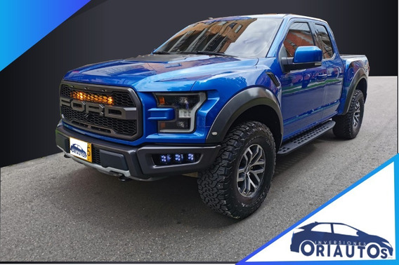 Ford 150 Raptor 4x4 Cabina Y Media