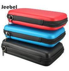 Case, Estojo, Bag, Proteção 3dsxl 2dsxl Ziper