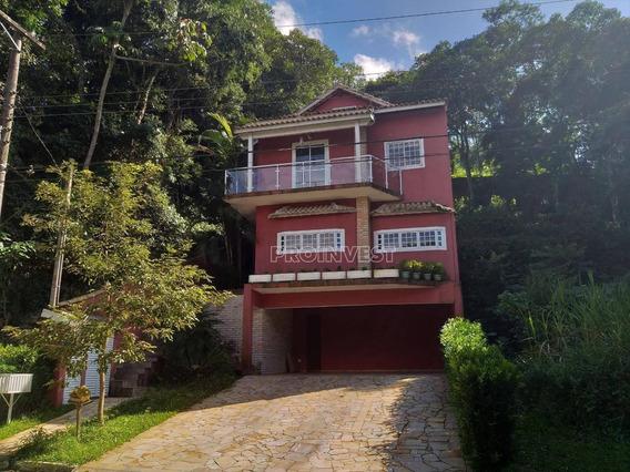 Linda Casa Com 3 Suítes - Condomínio Nova Paulista - Ca16725