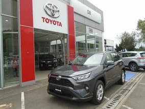 Toyota Rav4 Rxle 2.0 4x2 At. Modelo 2020. Color Gris.