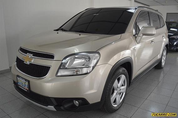 Chevrolet Orlando Automática -multimarca