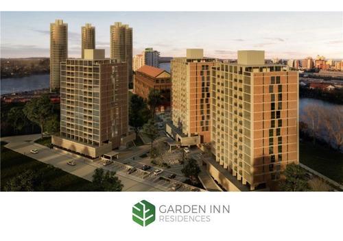 Venta Departamento Garden Inn Con Vista Al Río
