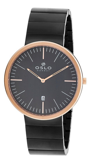 Relógio Oslo Omtsss9u0006 G1gx Aco Inox Feminino