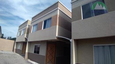 Sobrado Com 3 Dormitórios À Venda, 90 M² Por R$ 295.000 - Boqueirão - Curitiba/pr - So0908