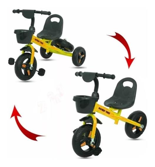 Triciclo 2en1 Infantil Convertible Minibike Bici Bfun Oferta