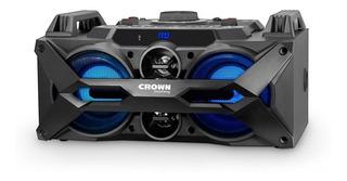 Parlante Portatil Bluetooth Microfono Crown Mustang Cma4.2bt