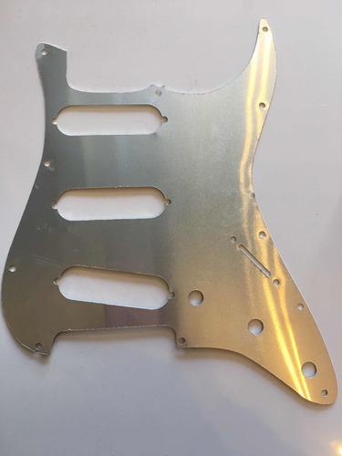 Pickguard Stratocaster Under Shield Diliberto Pickups