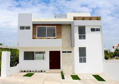 Venta Casa De Autor Zibatá Querétaro, Opc 4a Rec En Pb.nueva