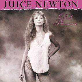 Cd Old Flame Juice Newton Country Pop 1986 Importado Lacrado
