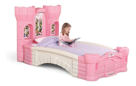Muebles Para Dormitorio, Cama Para Niña, Cama Juguete