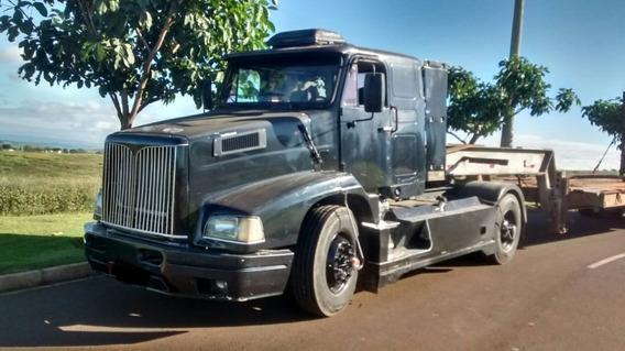 Caminhão Nh12 360 4x2 Rodagem À Disco 295 Ano 1985