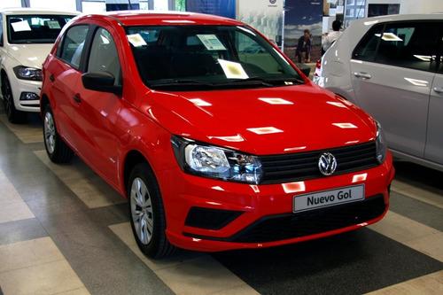 Imagen 1 de 14 de Volkswagen Gol Trend Pocos Cupos Dc
