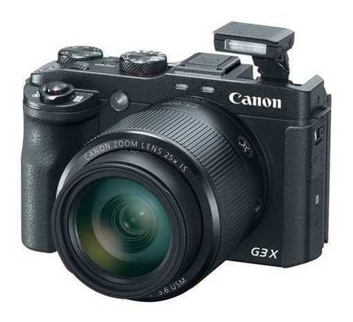 Câmera Canon Power Shot G3 35x15 8.8-220.0 20.2mp **