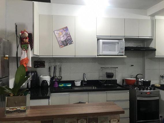 Lindo Apartamento Condominio Flex 3 - Carapicuíba Com 2 Dormitórios À Venda, 48 M² Por R$ 200.000 - Vila Da Oportunidade - Carapicuíba/sp - Ap2241