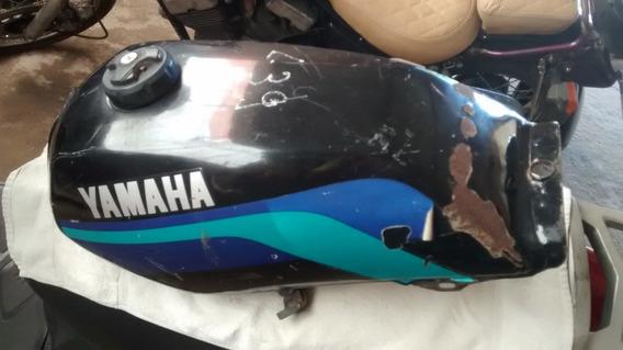 Tanque De Combustível - Yamaha Rd 135 - Sucata Do Benne