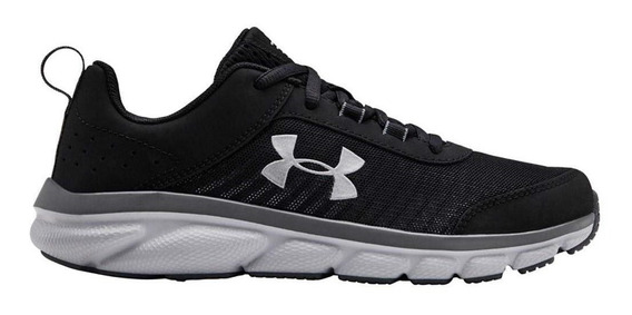 Zapatillas Under Armour Grade School Assert 8 Neg De Niños