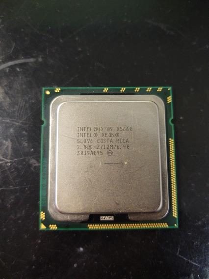 Processador Intel Xeon X5660 Slbv6 2.8ghz 12m 6.40gt/s