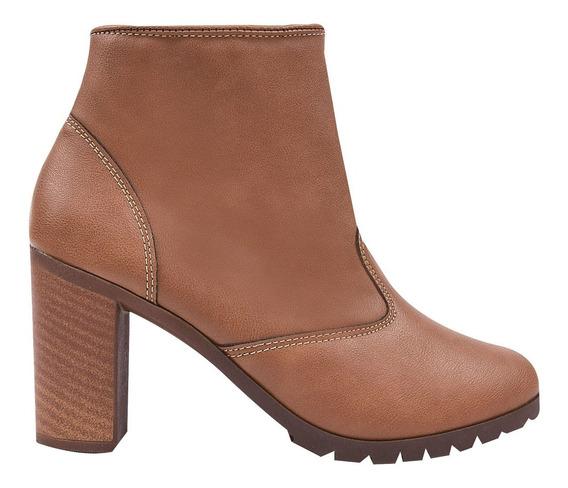 Bota Coturno Sapato Feminino Chiquiteira Chiqui/4072
